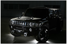 H3 Hummer Performance upgraded with a supercharger